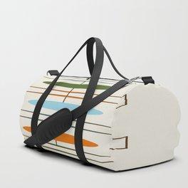 Mid-Century Modern Art 1.2 Duffle Bag