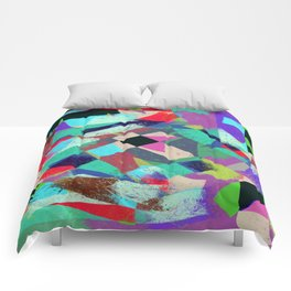 Exclusion - Graffiti Collection Comforters