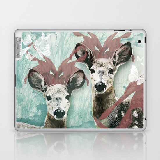 majestic fawn Laptop & iPad Skin