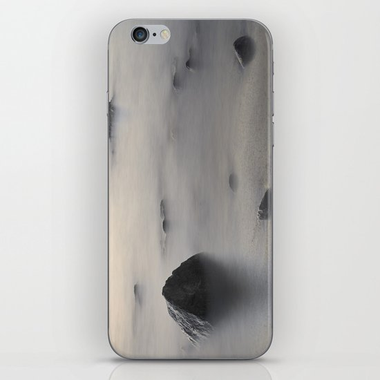 Mare tranquilitatis iPhone & iPod Skin