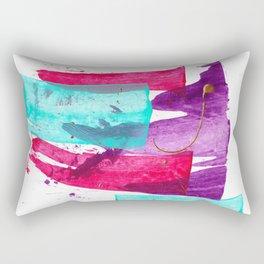 fresh start // take two Rectangular Pillow