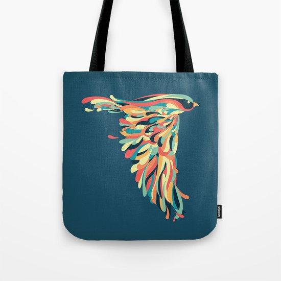 Downstroke Tote Bag