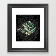 Webcore Framed Art Print