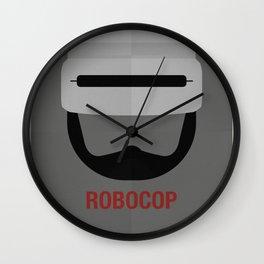 ROBOCOP Wall Clock