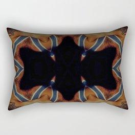 Hyper tribalism II Rectangular Pillow