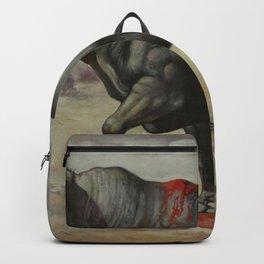 Teimuraz Kharabadze - Wounded Bull Backpack