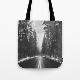 ROAD TRIP IV / Yosemite, California Tote Bag