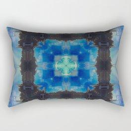 Healing Generator Rectangular Pillow