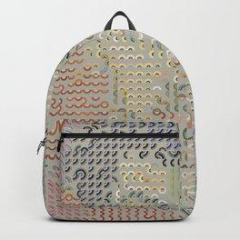 Digital expressionism 013 Backpack