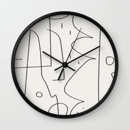 Won't you sing me something for the dark. Wall Clock