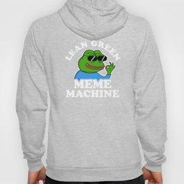 Lean Green Meme Machine Hoody