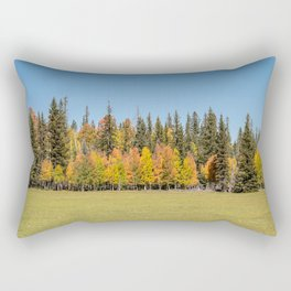 Autumn Colors - II, North_Rim Grand_Canyon, AZ Rectangular Pillow