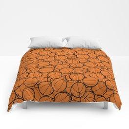 Hoop Dreams II Comforters