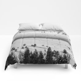 Make Turns Comforters