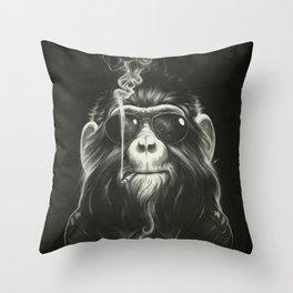 Smoke 'Em If You Got 'Em Throw Pillow