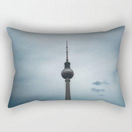 Berlin TV Tower Rectangular Pillow