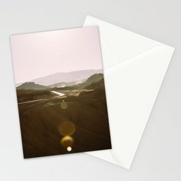 Death Valley Sunrise Stationery Cards