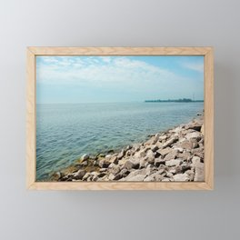 AFE Kew-Balmy Beach 7 Framed Mini Art Print