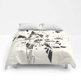 Composition #1 2016 Comforters
