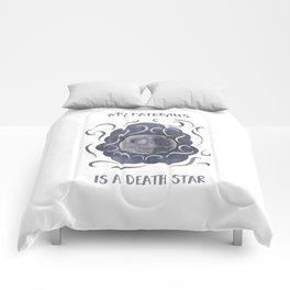 My Patronus is a Death Star Comforters