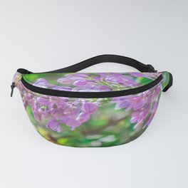 Spring lilac Fanny Pack