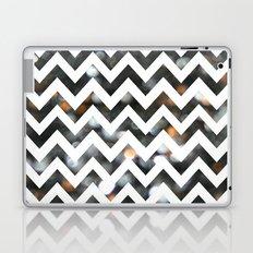 Chevron Glitter Laptop & iPad Skin