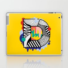 D for …. Laptop & iPad Skin