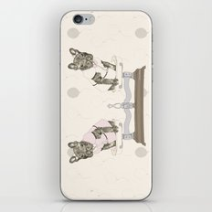 Las Lolas iPhone & iPod Skin
