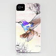 Humming Bird iPhone (4, 4s) Slim Case