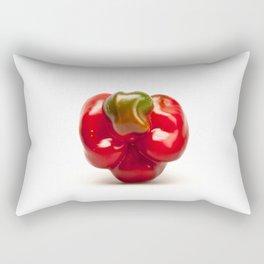 ugly fruits - musclehead Rectangular Pillow