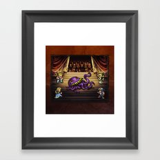 Ultros Opera Framed Art Print