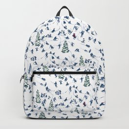 Let's Go Skiing! – Xmas Edition Backpack