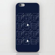Bubble Bobble iPhone & iPod Skin
