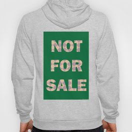 NOT FOR SALE 02 Hoody