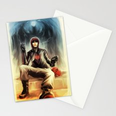 Red Hood - Jason Todd Stationery Cards