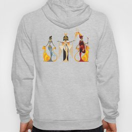The Divas of Egypt Hoody