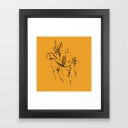Remember The Small Joys Of Spring Framed Art Print