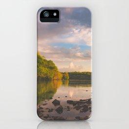 Sope Creek, Georgia iPhone Case