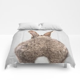 Rabbit Tail - Colorful Comforters