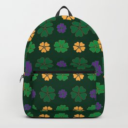 GROOVY CLOVERS Backpack