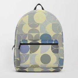 Abstract Geometric Artwork 17 Backpack