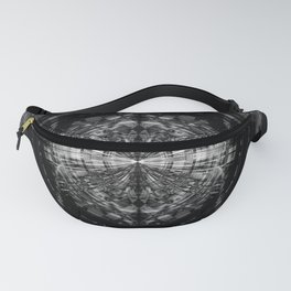 Abstract sci-fi structure Fanny Pack