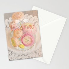 Count Your Blessings Stationery Cards