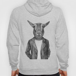 Don Pedro Old Goats Are Cool Hoody
