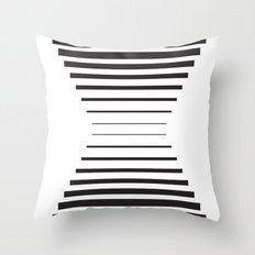 Parallel Throw Pillow