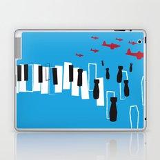 Drone piano Laptop & iPad Skin