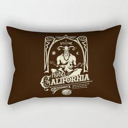 Hotel California Rectangular Pillow