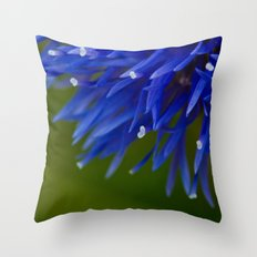 Love At The Tips Of Her Fingers Throw Pillow
