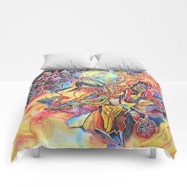 """Future is so bright"" Comforters"