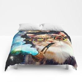 High Cat Comforters